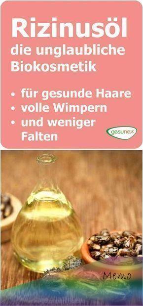 Photo of 12.09.2018 – Rizinusöl ist ein pflegender Gesichtsreiniger,…