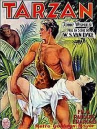 Erotic Fiction Tarzan