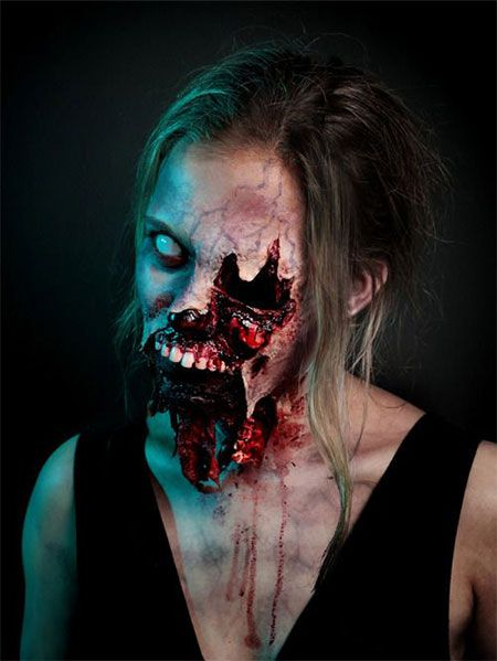 30-scary-halloween-make-up-looks-trends-ideas-2016-22 Halloween - scary halloween costume ideas 2016
