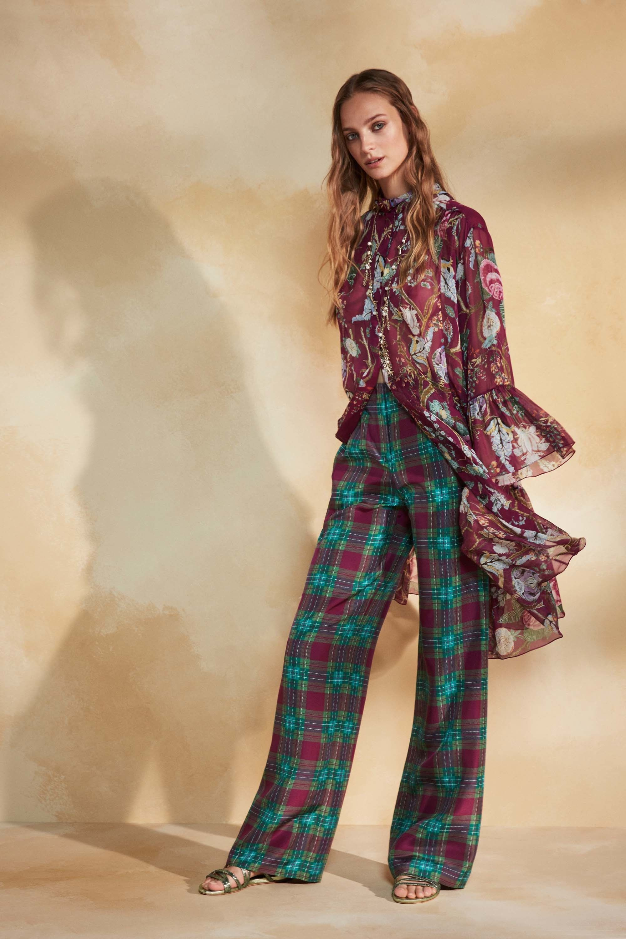 Alberta Ferretti Resort 2018 Collection Photos - Vogue#rexfabrics