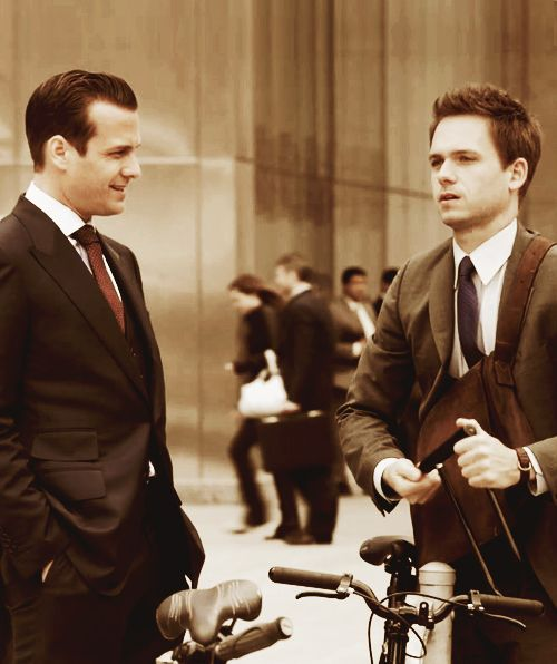 Harvey & Mike / 'Suits'