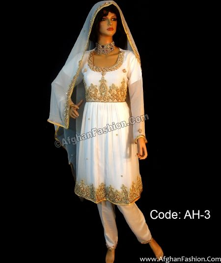 Afghan clothes and dresses