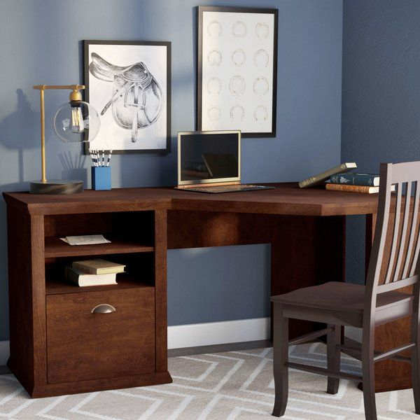 b4be63fe0b6 You ll love the Ferrell Corner Desk at Wayfair - Great Deals on all  Furniture products with Free Shipping on most stuff