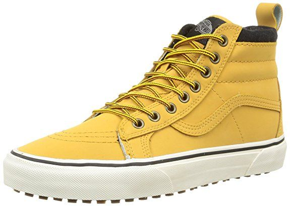 Vans U Old Skool MTE - Zapatillas Bajas Unisex, Color MTE/Honey/Leather, Talla 44