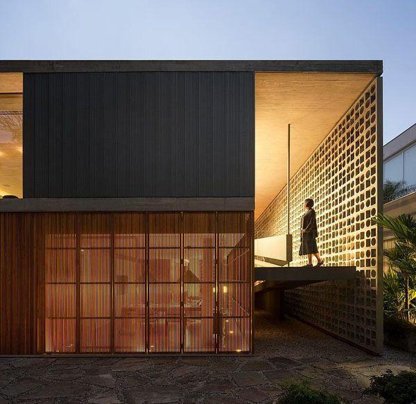 concrete screens, Studio MK27,architecture,concrete design