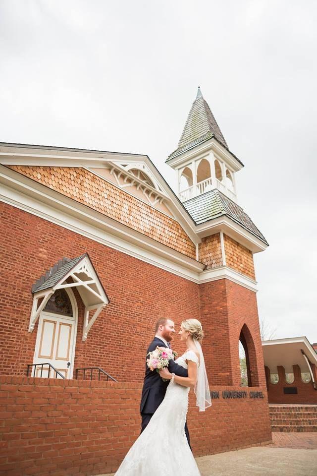 Rehm-Krempa Wedding   Auburn University Chapel   Auburn