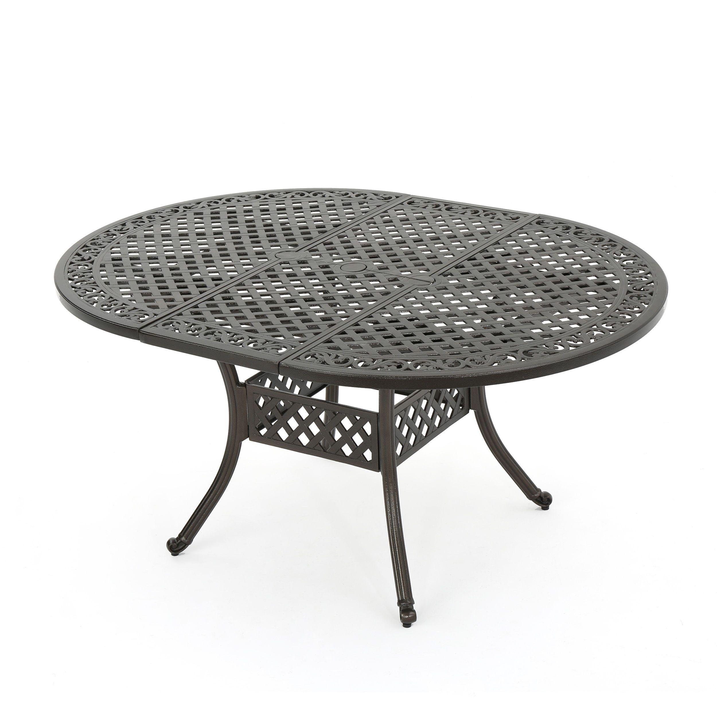 Rabinyod Bulan Gray White Coffee Table Weather Outdoor Patio Garden Furniture Sofa Set