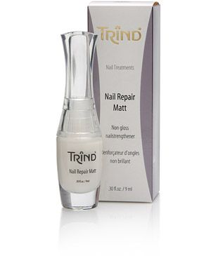 Trind Nail Repair Matte Is Perfect If You Don T Like A Glossy Finish