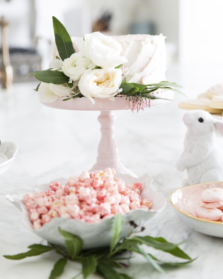 Dinner Party Spotlight: Rachel Parcell of Pink Peonies | Easter ...