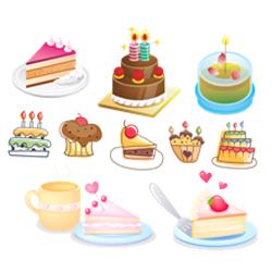 Clipart Kuchen Kostenlos