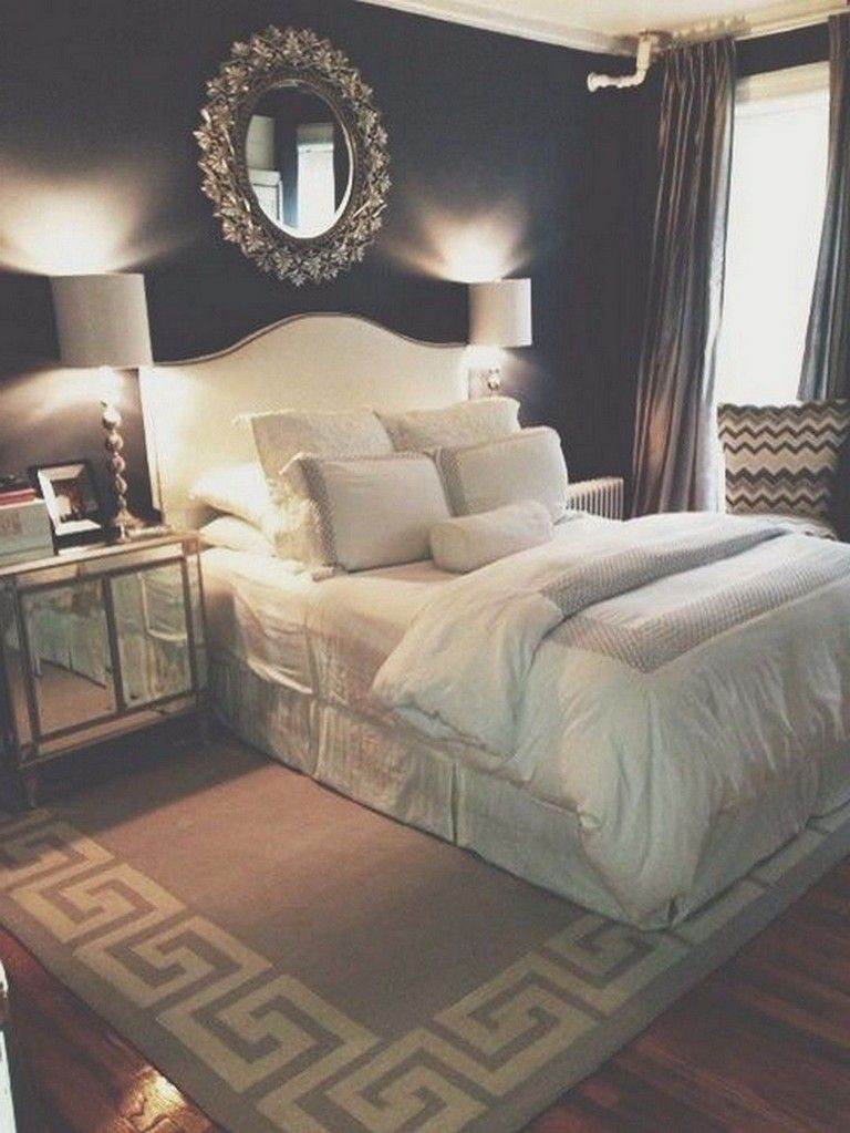 30+ Cozy Romantic Bedroom Design Ideas For Comfortable ...