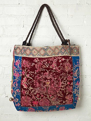 Jp Mattie Hill Tribal Bag At Free People Clothing Boutique