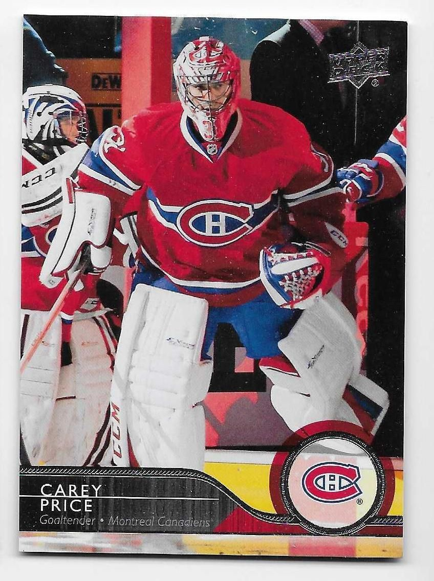 1 14 15 Upper Deck Series 1 Base Hockey 1 200 U Pick From List Ebay Collectibles Hockey Cards Montreal Canadiens Montreal