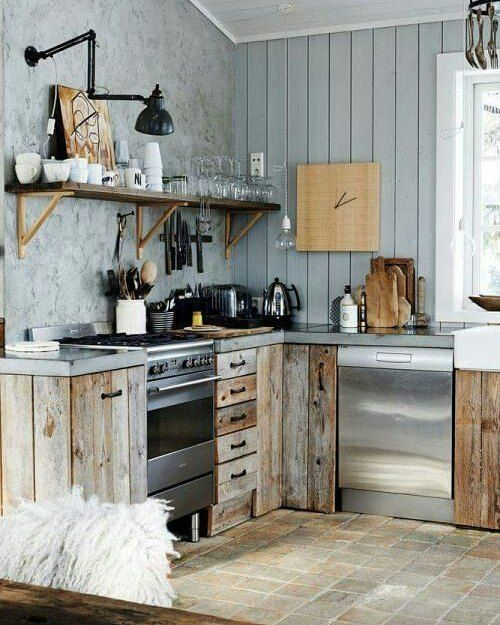 All Time Favorite Rustic Kitchen Ideas Remodeling Photos On Cabinet Designs Images