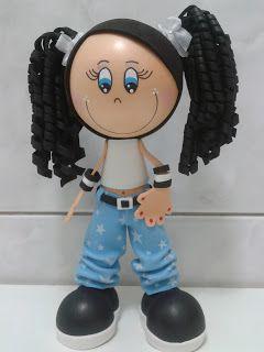 PLANET Éva: 3D Dolls