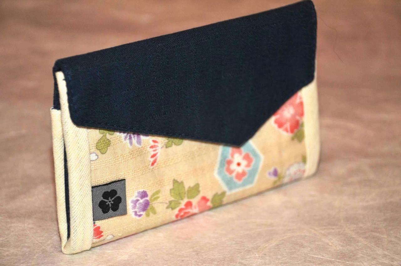 ECHIGO Portemonnaie - genäht von NORIKO handmade www.noriko-handmade ...