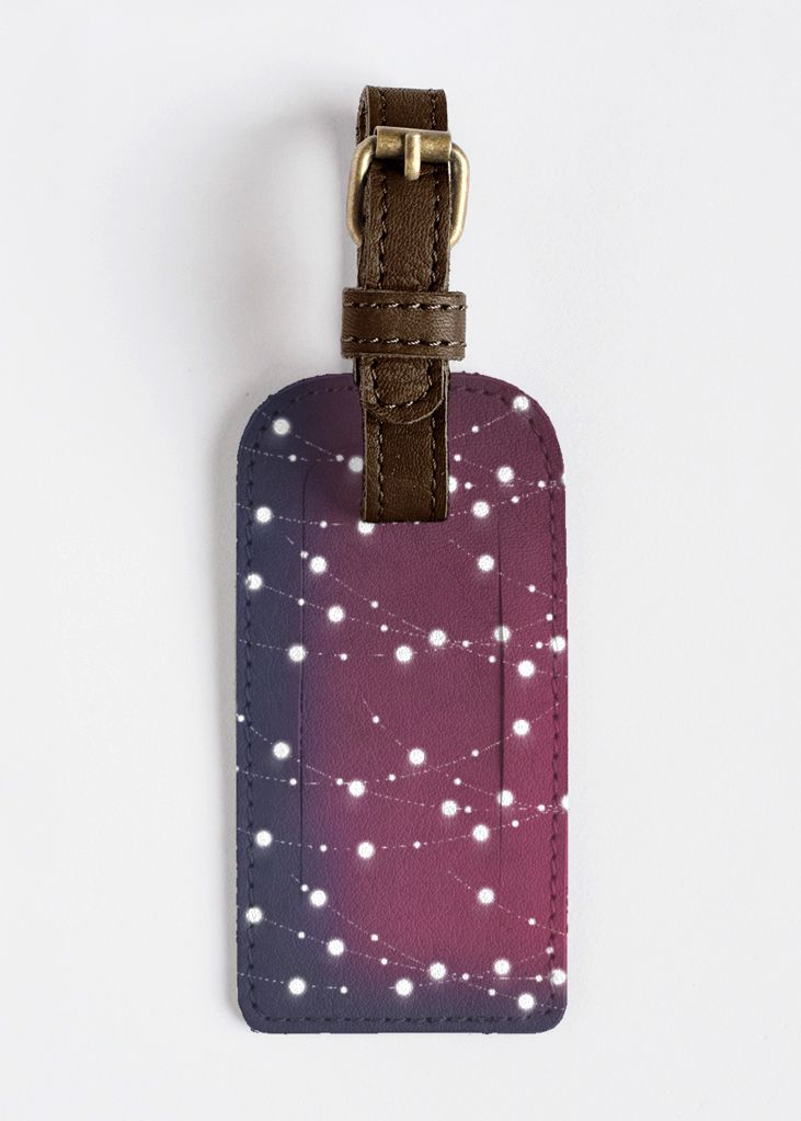 VIDA Leather Accent Tag - accent tag by VIDA 3RnLA955H