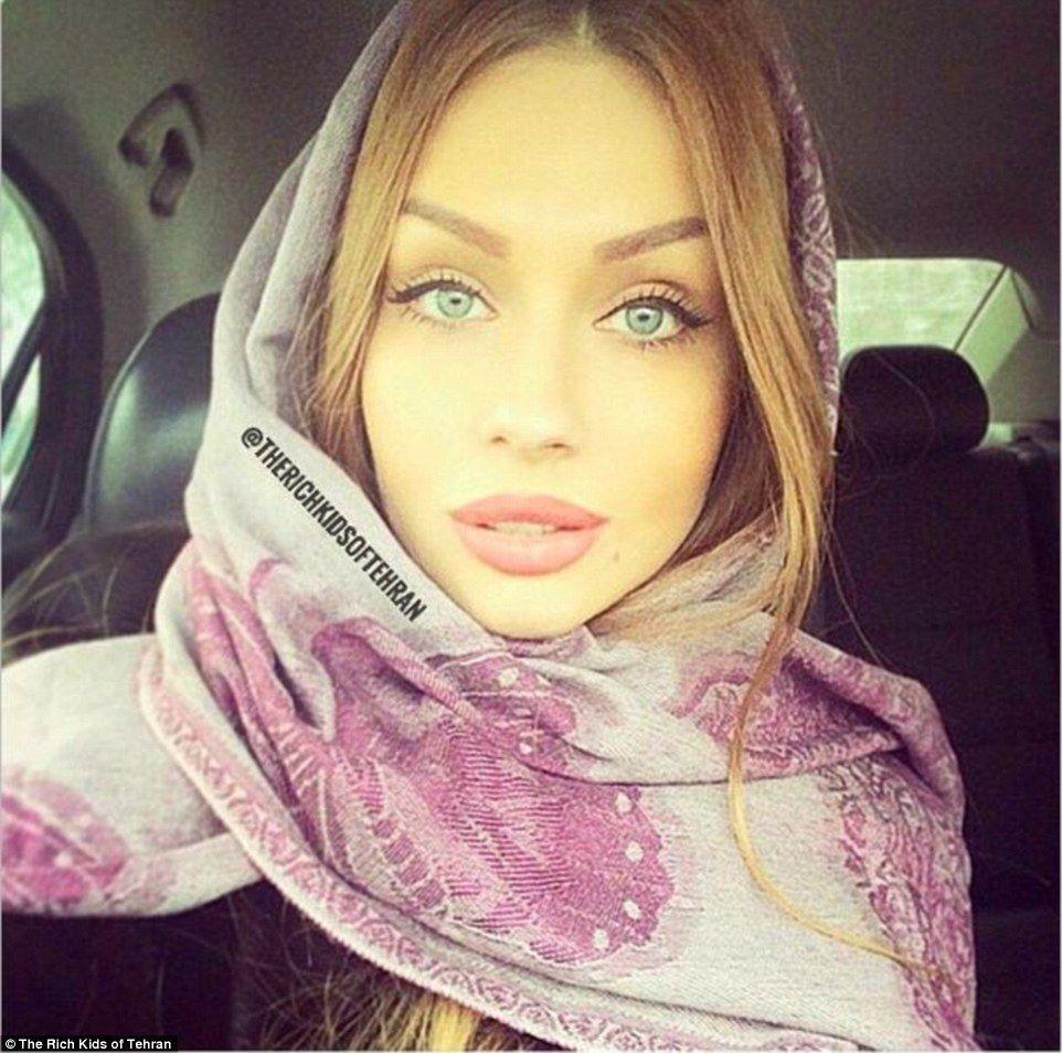 Meet iranian women