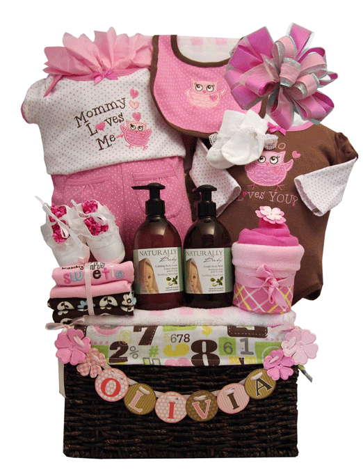 Personalized baby gift basket toronto homemade gifts personalized baby gift basket toronto negle Gallery