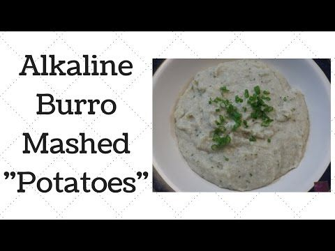 Burro mashed potatoes dr sebi alkaline electric recipe youtube burro mashed potatoes dr sebi alkaline electric recipe youtube forumfinder Gallery