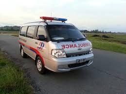 Karoseri Mobil Ambulance Kia Pregio Ambulans