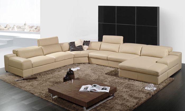 Newest Sofa Designs House Designs Moden Leather Sofa Large Size U Shaped Corner Sofa Best Leather Sofa Leather Sofa Leather Corner Sofa