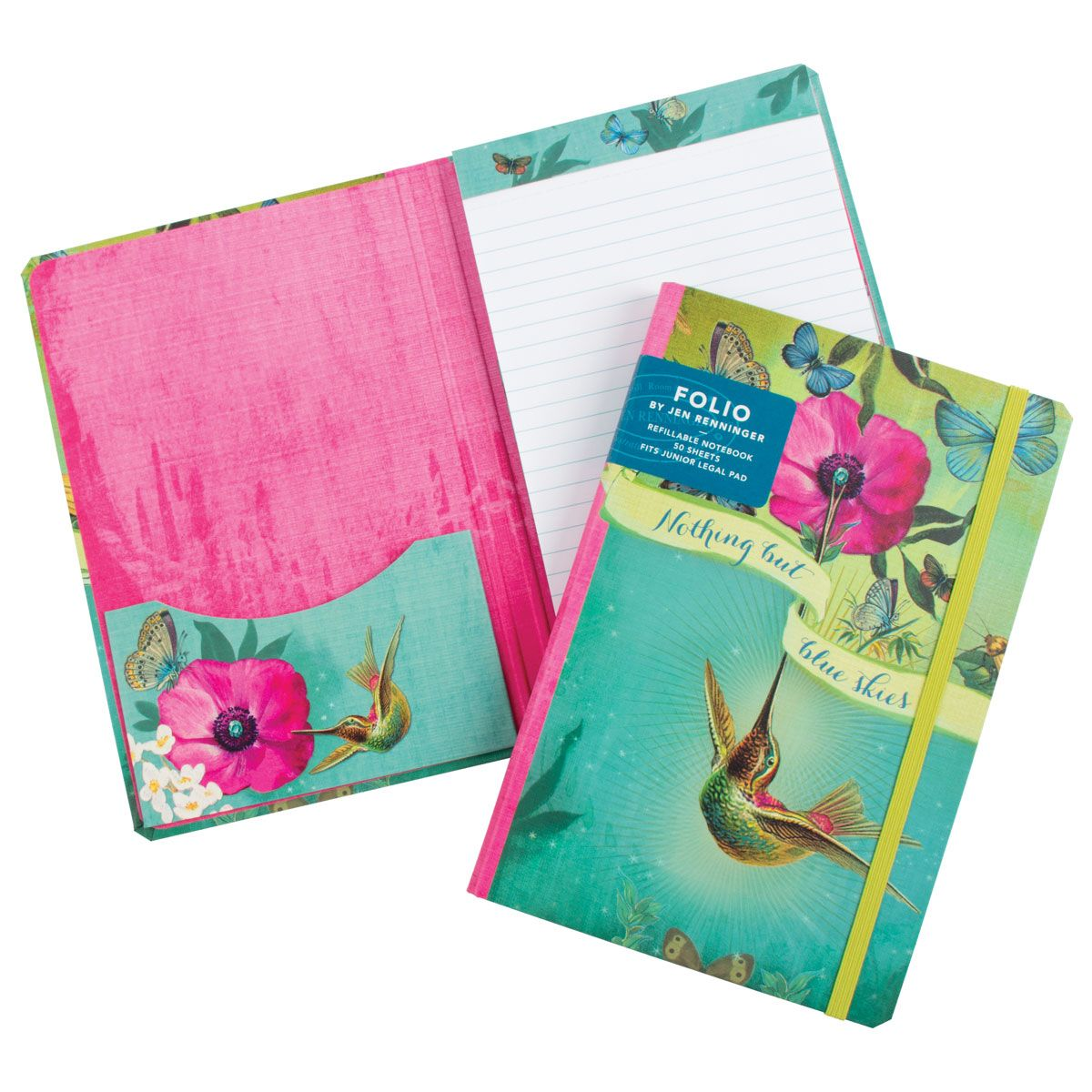 Blue Skies Folio from Madison Park Greetings a beautiful