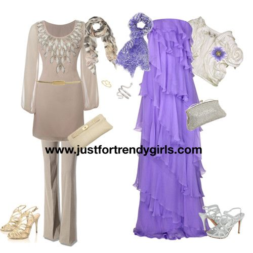 Evening hijab clothing-Just For Trendy Girls - Just For Trendy Girls