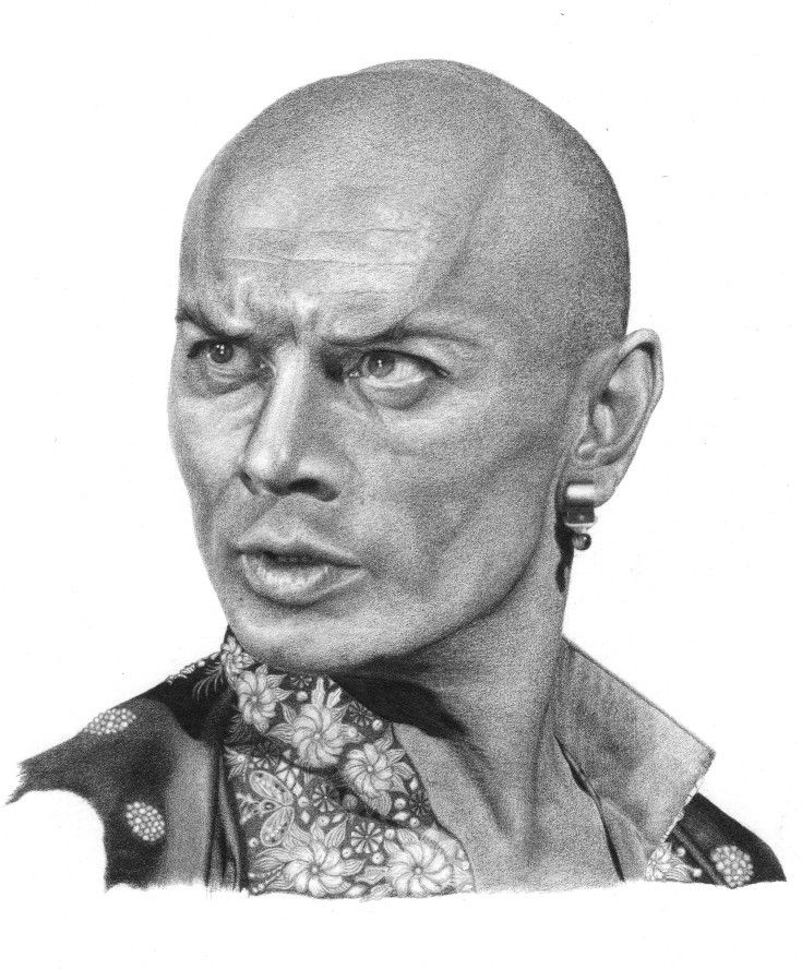 "Yul Brynner as the King in ""The King And I"""