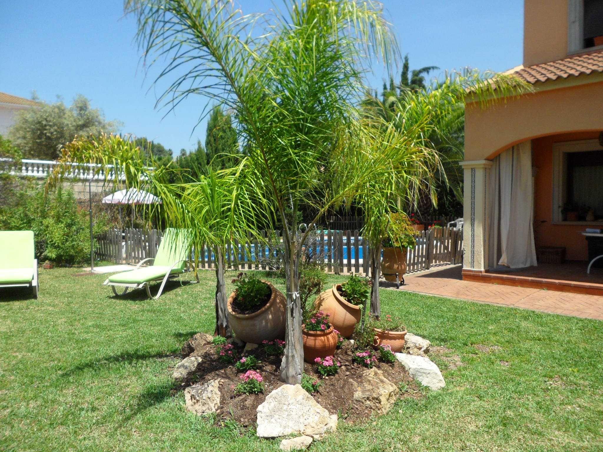 Jardines caseros con encanto ideas modelos bonitos sencillos pequenos para casas sam jardin - Jardines bonitos y sencillos ...