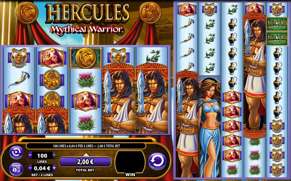 Spiele Hercules - Video Slots Online