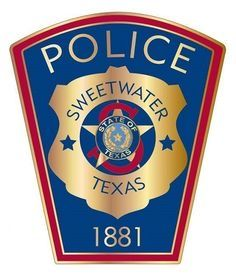 Sweetwater Tx Pd Texas Police Police Police Patches