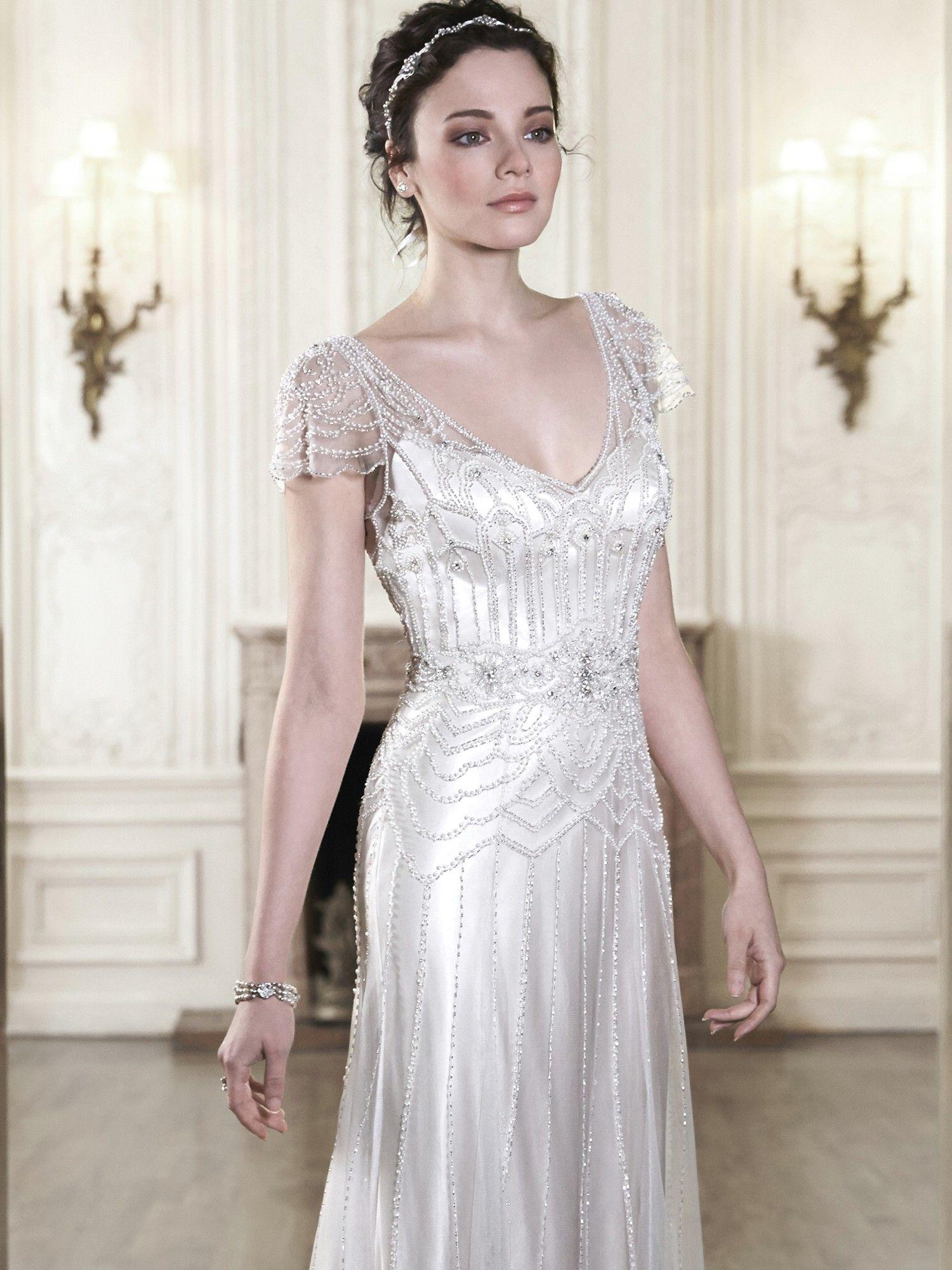 Cap sleeved bridal wedding dress ettia 5mn084 style maggie