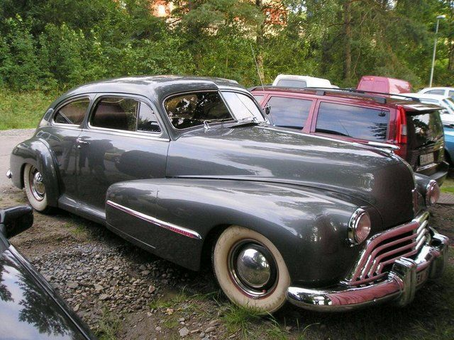 1947 General Motors Cars Of The Day Part I With Images