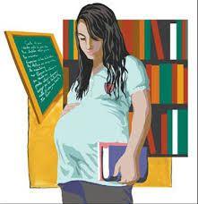 Resultado De Imagen Para Dibujos Sobre El Embarazo Precoz Baseball Cards Digital Cards