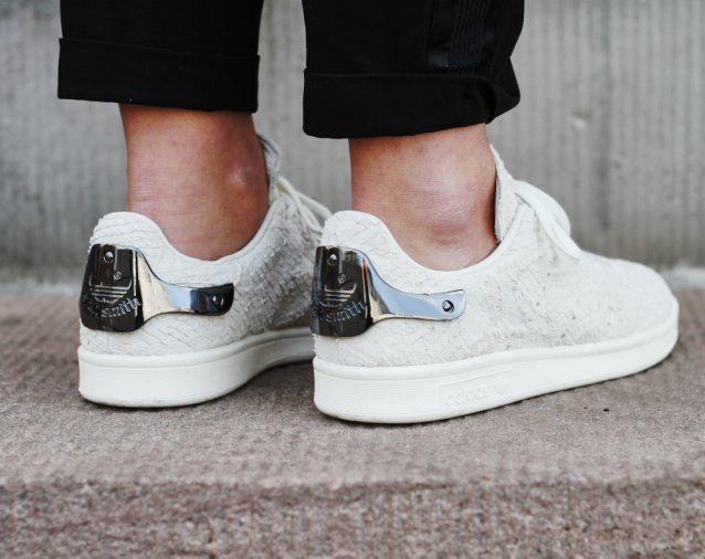 online retailer fdad6 bf20f Adidas - Adidas - Stan Smith Metal