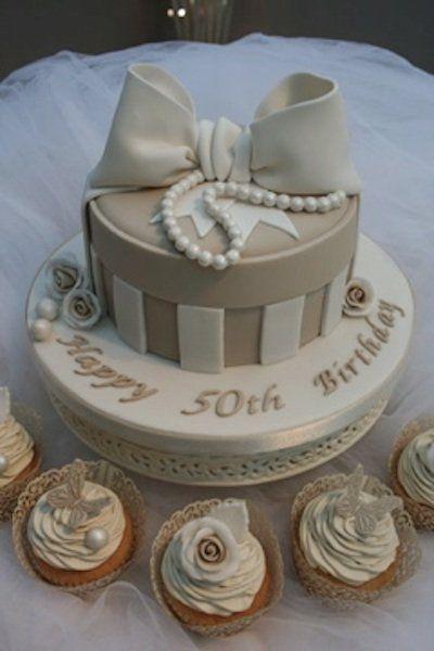 Escolha O Bolo Para Sua Festa De 50 Anos Bolos De Aniversario De