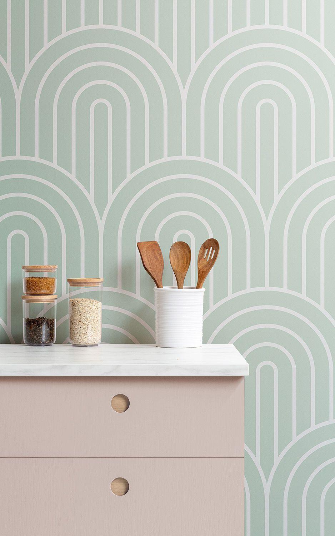 5 Backsplash Ideas That Peel Off When You Move Away ...