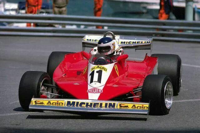 Lole @ Monaco 1978 312T3