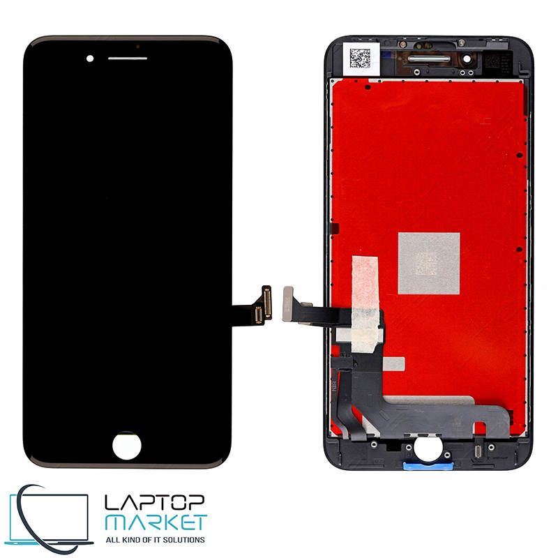 New Apple Iphone 8 Plus Black 5 5 Lcd Screen Touch Replacement Iphone Apple Iphone Lcd