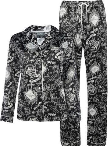 LIKE IT von Nina von C Damen Shirt und Short Set Loungewear Sleepwear grau blau