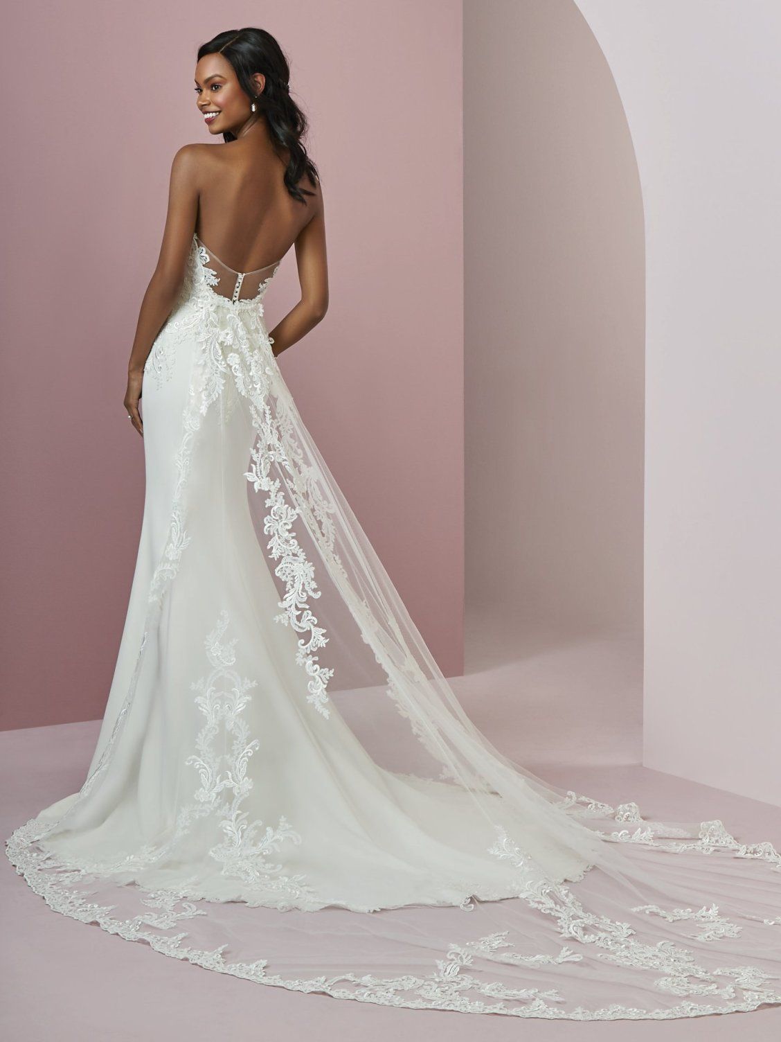 Adaptable New 2019 Sheath Wedding Dress Long Sleeve Soft Satin Backless Women Beach Country Wedding Gowns Reception Bride Dresses Weddings & Events