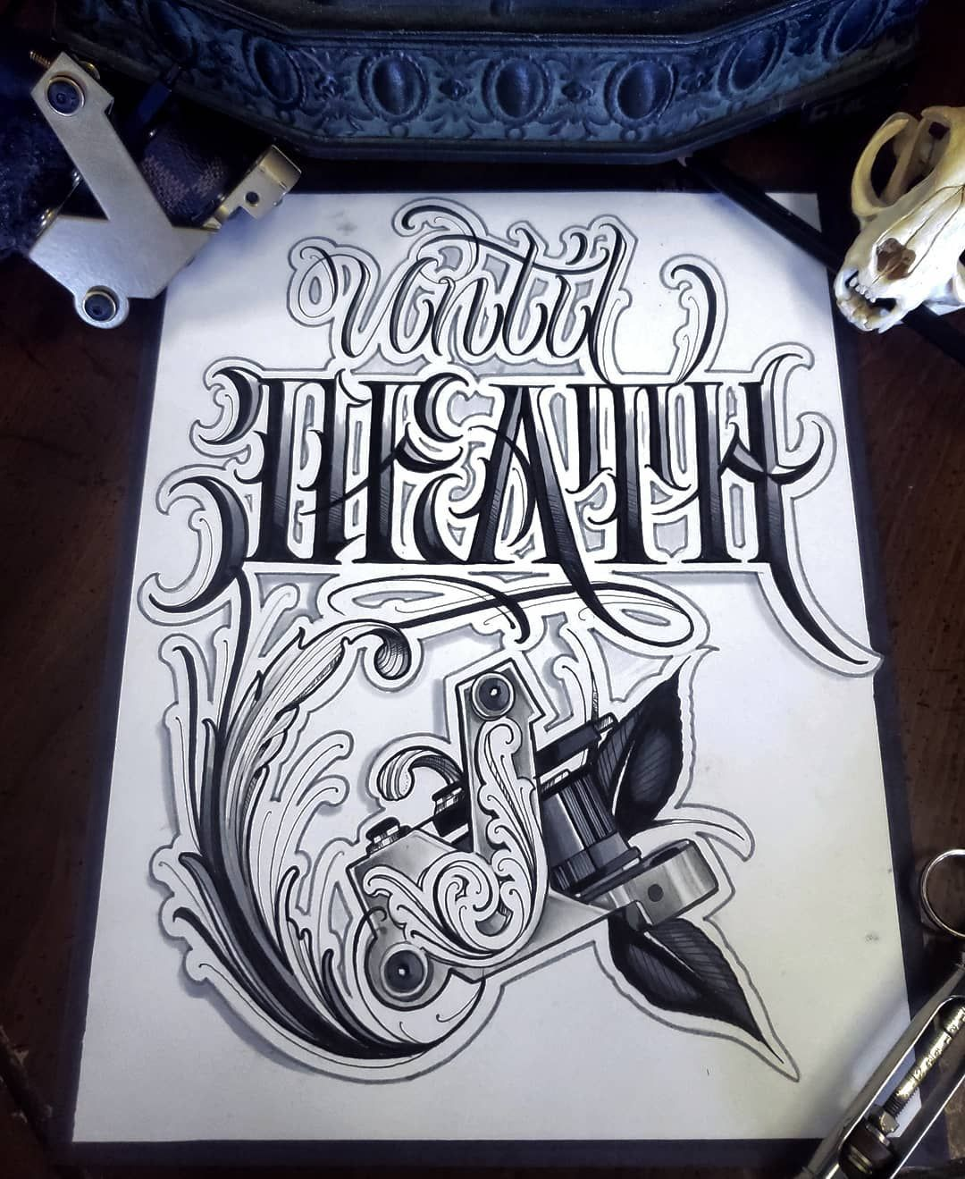23+ Awesome Gangster tattoo lettering alphabet ideas in 2021