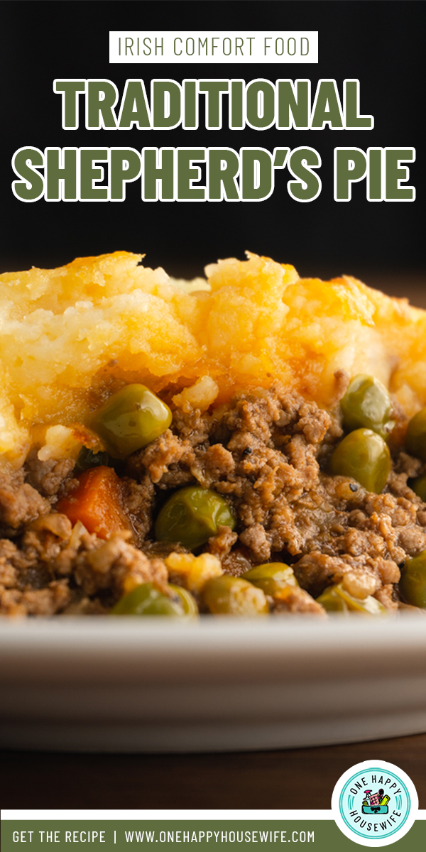 Traditional Shepherd S Pie Recipe Traditional Shepherds Pie Easy Pie Recipes Best Shepherds Pie Recipe