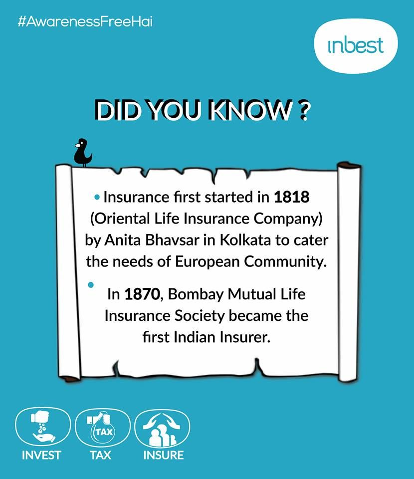 History Of Insurance In India Awarenessfreehai History Of