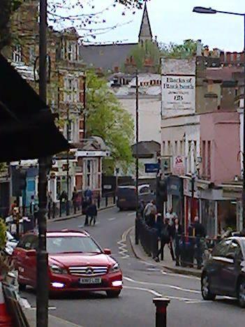 Blackheath Village Shops Greenwich London London Travel