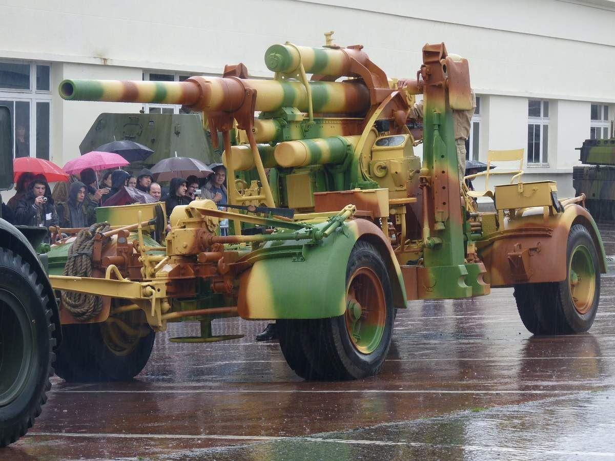 The best tank museum! #Saumur #tanks