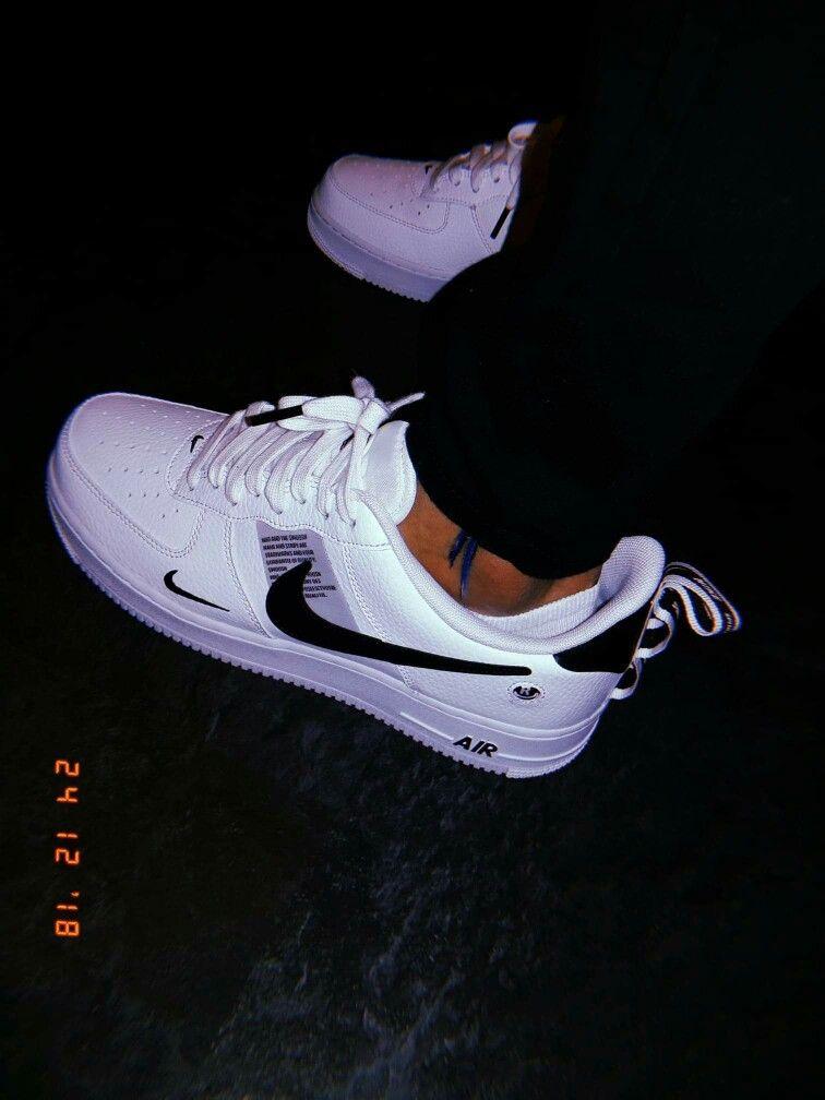 Nike Air Force 1 07 Lv8 Utility Nike Air Shoes Nike Air Force Outfit Nike Air Force Ones