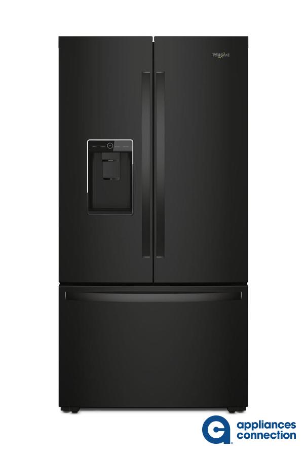 Whirlpool Wrf954cihb 36 Inch Black Counter Depth French Door