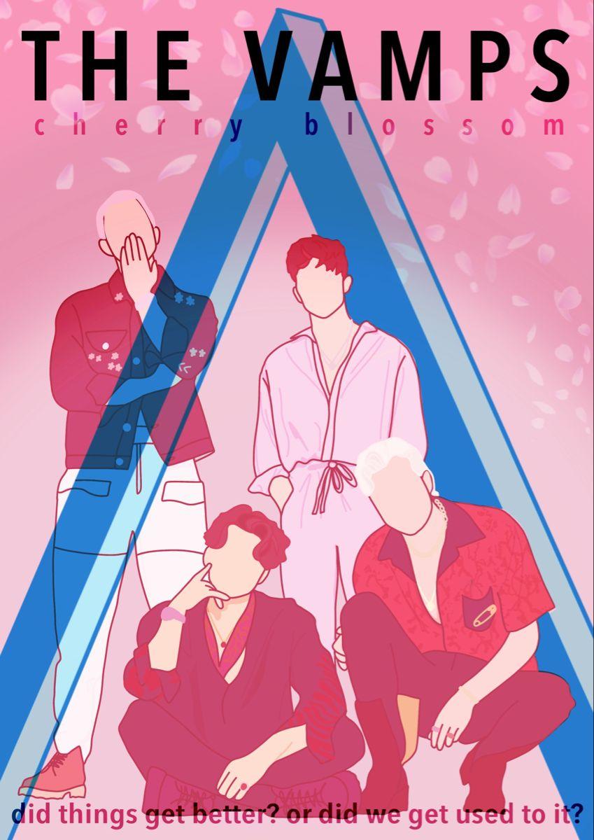 THE VAMPS - Cherry Blossom